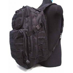 Patrol 3-Day Molle Assault Backpack Black