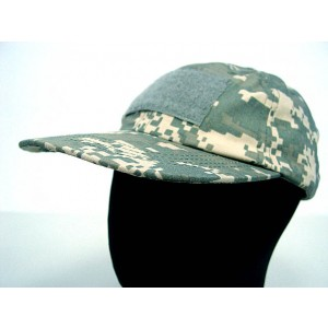 Velcro Patch Baseball Hat Cap Digital ACU Camo