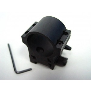 30mm Scope QD Twist Ring Mount for Aimpoint Magnifier