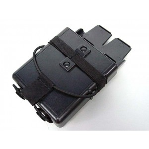 Molle FastMag Magazine Clip Holder Pouch Gen. 1 Black