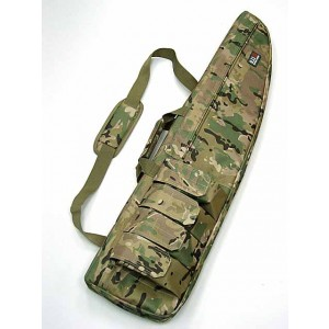 "40"" Tactical Rifle Sniper Case Gun Bag Multi Camo"