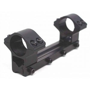 "1""25mm High Scope Dual Ring Mount for 11mm Dovetail Rail"