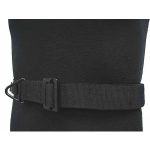 Tactical Operator Duty Belt Black L