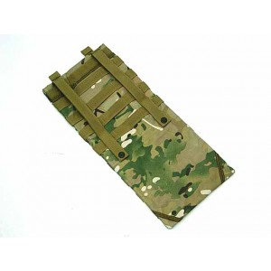 Molle Hydration Water System Carrier Pouch B Multi Camo
