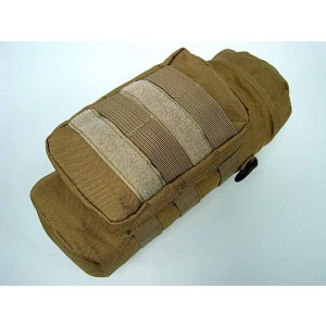Molle Water Bottle Medic Pouch Coyote Brown