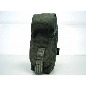 Flyye 1000D Molle Single AK Magazine Pouch Ranger Green