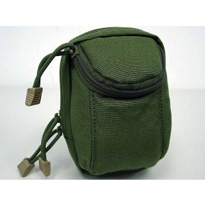 Flyye 1000D Molle EDC Mini Camera Bag Pouch OD