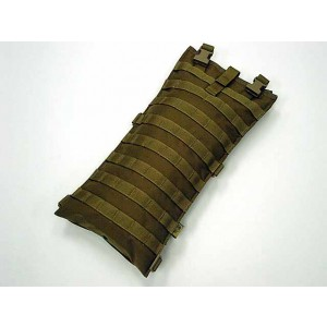 Flyye 1000D Molle Hydration Water System Pouch Coyote Brown