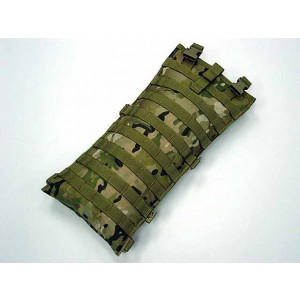 Flyye 1000D Molle Hydration Water System Pouch Multicam