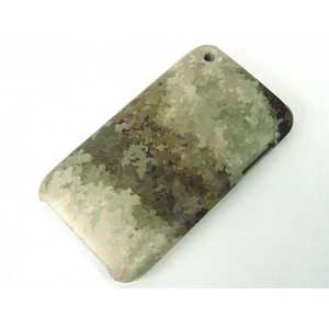 Silverback Camo Case for Apple iPhone 3G/3GS A-TACS Camo