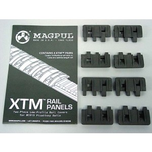 MAGPUL XTM Modular Rail Panels Cover Set of 8 Foliage Green
