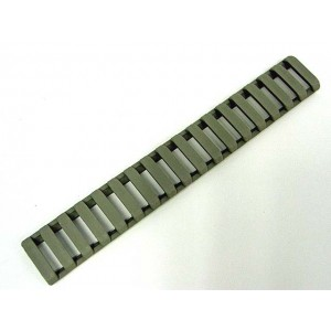MAGPUL Extended Length Ladder Rail Protector Foliage Green