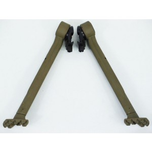 Element Vltor Type Side Mounted RIS Rail Bipod Tan