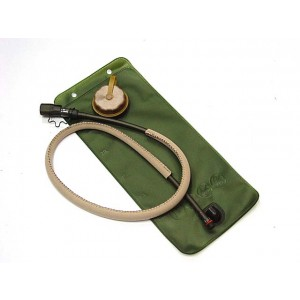 2.5L Hydration Water Reservoir Replacement Pack Tan