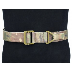 Tactical CQB Heavy Duty Rigger Belt Multi Camo L