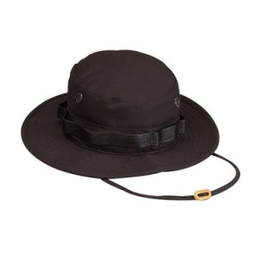 Military Boonie Hats Cap Black Color