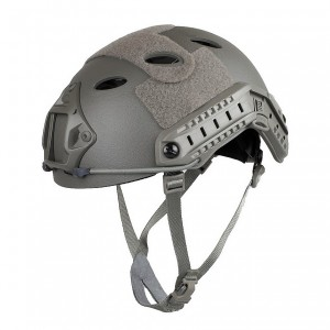 Fast Helmet Carbon Base Jump Foliage Green