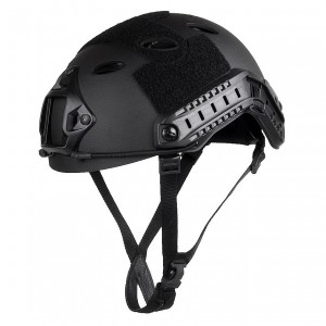 Fast Helmet Carbon Base Jump Black
