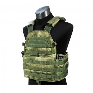 Flyye 1000D New Type Molle LT6094 Plate Carrier Vest A-TACS FG Color