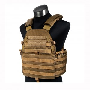 Flyye 1000D Molle LT6094 Plate Carrier Vest Coyote Brown
