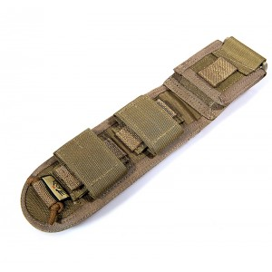 FLYYE Bayonet Pouch Coyote Brown