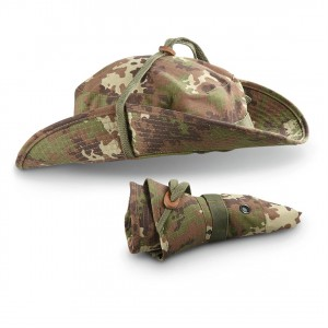 Military SPEC Boonie Hats Cap Italian Digital Woodland Camo
