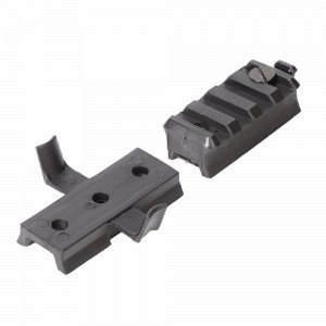 Picatinny & Wing-Loc Adapter for Helmet Rail