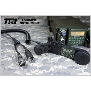 TRI instrument PRC-117G versatile two-stage FM radio