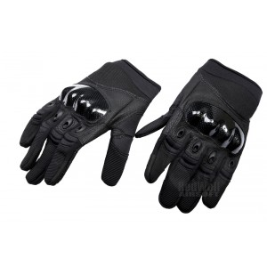 G TMC Full Finger Tactical Flight Gloves Black