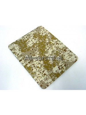 Camoholic Protective Case for Apple iPad Marpat Desert