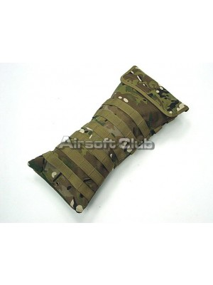 Molle Hydration Water System Carrier Pouch Multi Camo