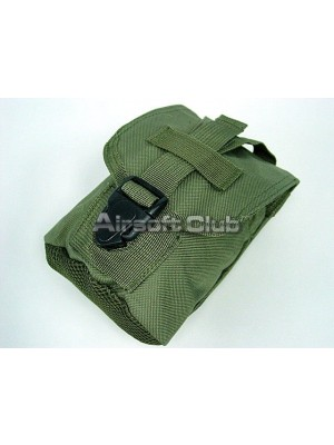 Molle 1Qt Canteen Utility Pouch OD