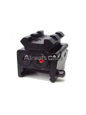 Royal Tactical Compact Railed Red Laser Sight
