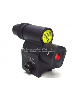 Unlei Tactical Compact Visible Red Laser Sight