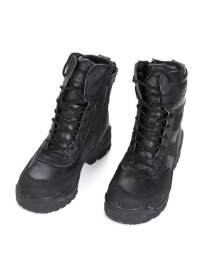 "5-11 Style 9"" Side Zip Tactical Boots Black"