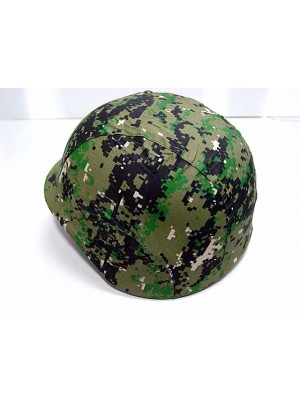 US Army M88 PASGT Helmet Cover Digital Camo Woodland