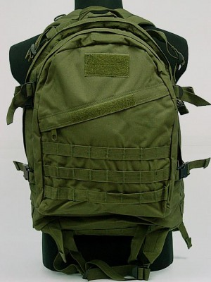 3-Day Molle Assault Backpack OD