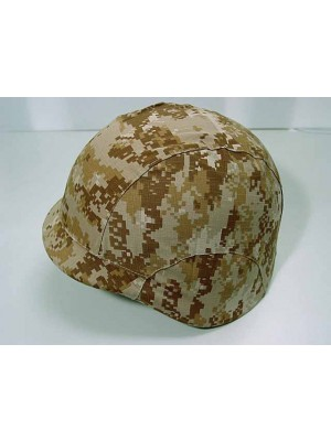 US Army M88 PASGT Helmet Cover Digital Desert Camo