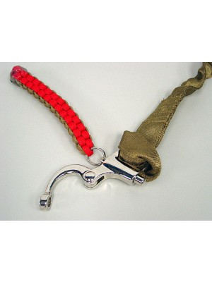 USMC Retention Lanyard QD Safe Rifle Sling Coyote Brown