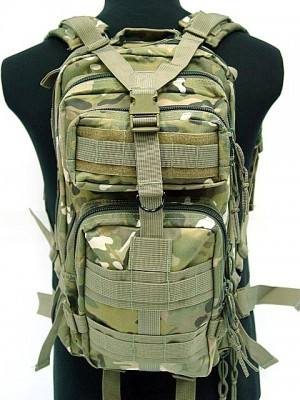 Level 3 Molle Assault Backpack Multi Camo