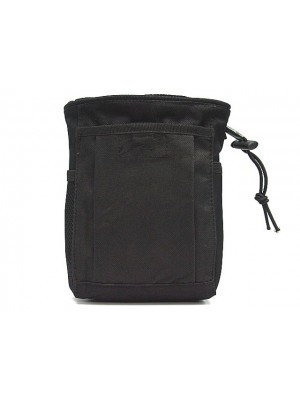 Molle Small Magazine Tool Drop Pouch Black