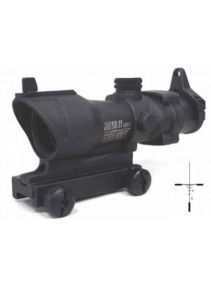 ACOG Type TA01NSN 4x32 Cross Sight Scope w/QD 11 & 20mm Mount