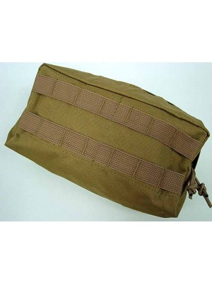 Molle Large Medic Utility Tool Pouch Coyote Brown