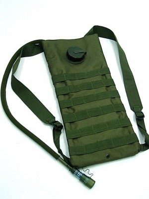 Molle 3L Hydration Water Backpack OD