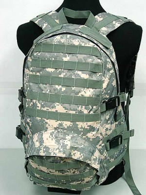 Molle Patrol FSBE Assault Backpack Digital ACU Camo