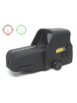 Holographic Tactical 557 Type Red/Green Reflex Dot Sight