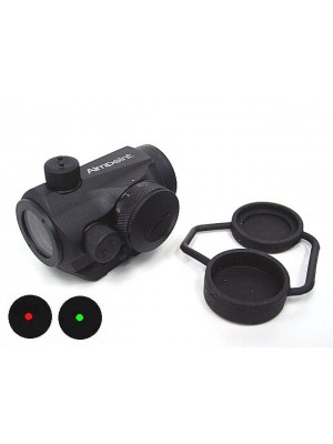 1x24 Micro T-1 Red/Green Dot Sight Scope