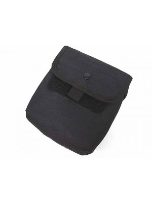 Molle Large Utility Tools Drop Pouch Black