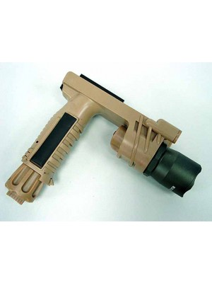 M900A Weapon Light Tactical Vertical Foregrip Flashlight Tan