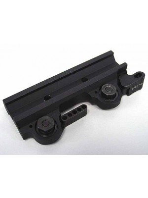 Element LaR Type QD Throw Lever Mount Base for ACOG Sight Scope
